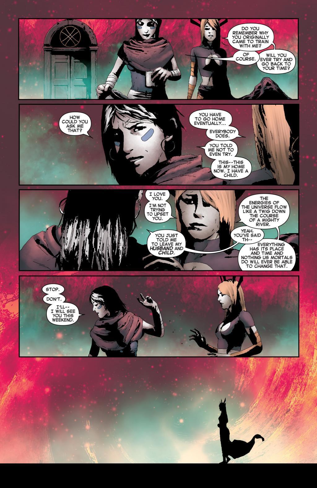 Uncanny X Men Magik March | 2015 | Shadow ...