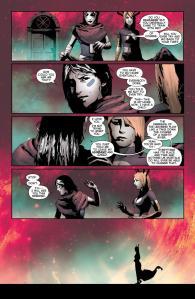 Uncanny X-Men Annual 2014 Magik 4