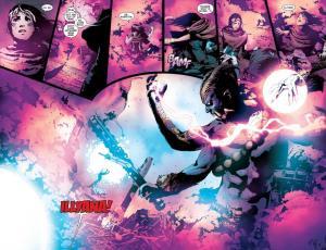 Uncanny X-Men Annual 2014 Magik 5