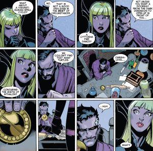 Uncanny X-Men V3 29 Magik 4