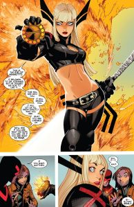 Uncanny X-Men V3 29 Magik 5