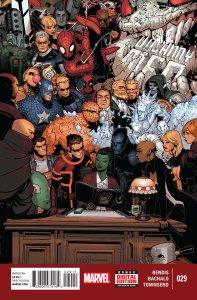 Uncanny X-Men V3 29