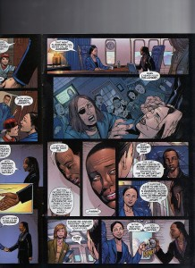 X-Men  The End  Book Three  Men and X-Men 6 President Pryde 3