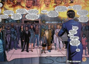 X-Men  The End  Book Three  Men and X-Men 6 President Pryde 4