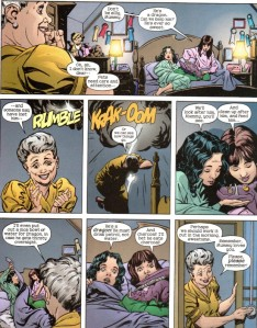 X-Men Unlimited 43 Lockheed 2