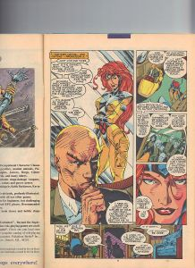 X-Men V1 1 Jim Lee New Mutants Magik
