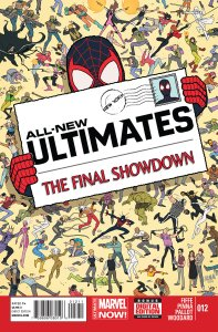 All New Ultimates 12