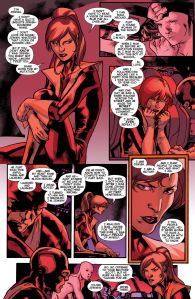 All New X-Men 13 Shadowcat 5 big speech