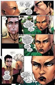 Amazing X-Men 15 Magik Reference