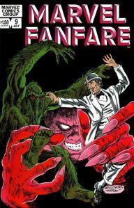 Marvel Fanfare 9