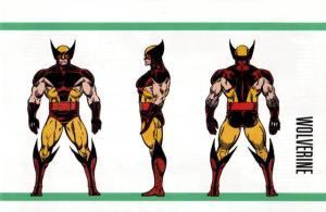 Marvel Handbook Master Edition Wolverine
