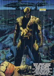 Marvel Universe v Wolverine 1 dead X-Men