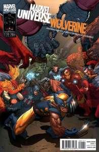 Marvel Universe v Wolverine 1