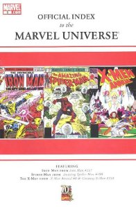 Official Index to the Marvel Universe 5
