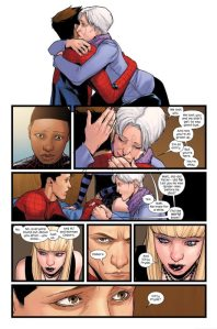 Spider-Men 4 Ultimate Shadowcat mention 1