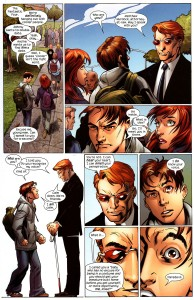 Ultimate Spider-Man 106 Daredevil 2