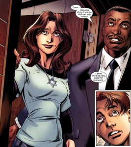 Ultimate Spider-Man 106 Shadowcat 1