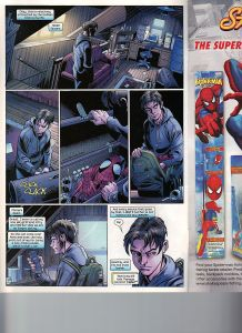 Ultimate Spider-Man 106 Shadowcat thought