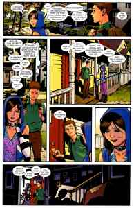 Ultimate Spider-Man 155 Shadowcat 2