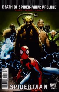Ultimate Spider-Man 155