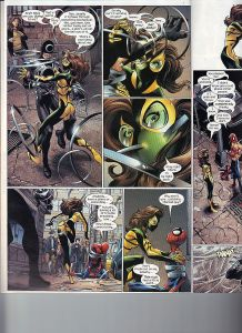 Ultimate Spider-Man 91 Shadowcat 3