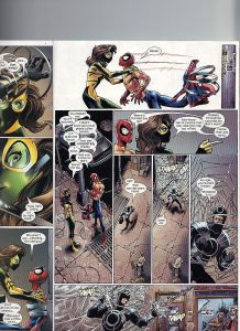 Ultimate Spider-Man 91 Shadowcat 4