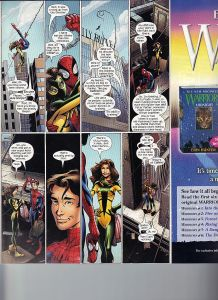 Ultimate Spider-Man 91 Shadowcat 7