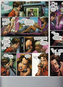 Ultimate Spider-Man 95 Shadowcat 1