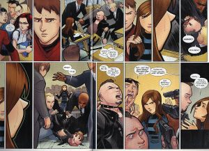 Ultimate Spider-Man V2 10 Shadowcat B