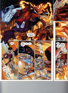 Ultimate Spider-Man V2 10 Shadowcat C