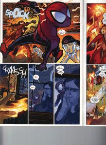 Ultimate Spider-Man V2 10 Shadowcat D