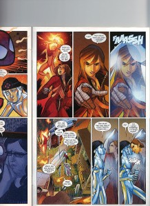 Ultimate Spider-Man V2 10 Shadowcat E