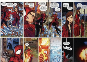 Ultimate Spider-Man V2 10 Shadowcat F