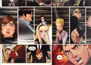 Ultimate Spider-Man V2 9 Shadowcat C