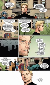Uncanny Avengers V1 5 Havok Silly Speech M-Word