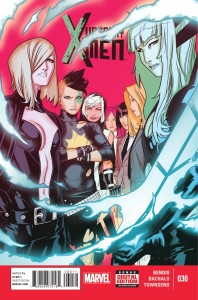 Uncanny X-Men V3 30
