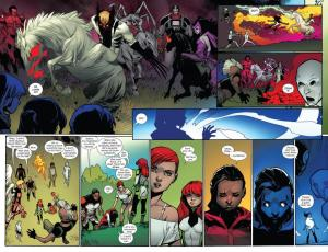 All New X-Men 36 Shadowcat 9