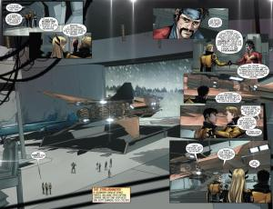 Avengers World 17 Magik 1