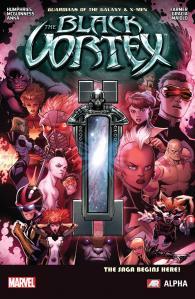 Black Vortex Alpha