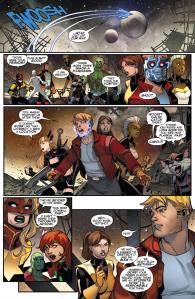 Legendary Star Lord 9 Kitty Magik 4