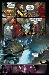 Legendary Star Lord 9 Kitty Magik 5