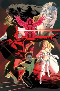 May 2015 Solicts Uncanny X-Men 600