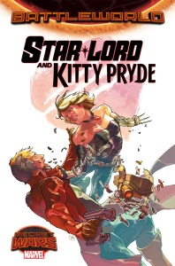 Secret Wars 2015 Battleworld Starlord Kitty Pryde