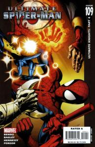 Ultimate Spider-Man 109