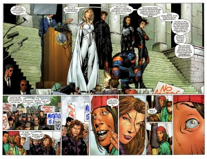 Ultimate X-Men 44 Shadowcat 1