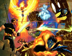 Ultimate X-Men 58 Shadowcat 1