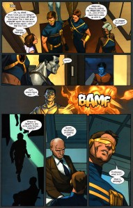 Ultimate X-Men 71 Shadowcat 1