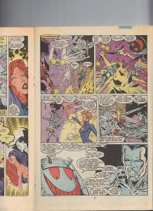 Uncanny X-Men 241 Magik mention 1