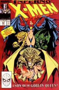 Uncanny X-Men 241