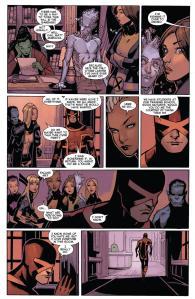 Uncanny X-Men V3 31 Kitty Magik 1